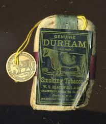 Bull Durham Tobacco Pouch