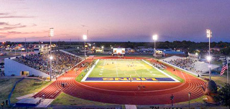 TAMUC Stadium