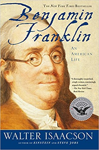 Benjamin Franklin book