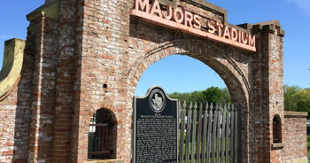 Majors Stadium Gate - Greenville, TX