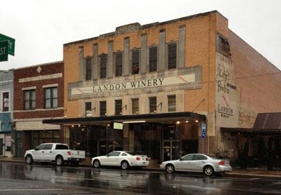 Former Kress Building in Downtown Greenville