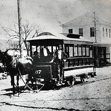 Horsecar